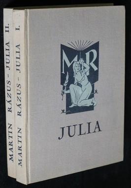 náhled knihy - Julia. Kniha 1 a 2