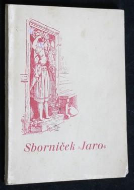 náhled knihy - Jaro : sborníček veršů, povídek, pohádek a her