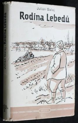 náhled knihy - Rodina Lebedů