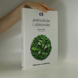 náhled knihy - Zelenina a luštěniny. Jednoduše & dokonale