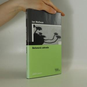 náhled knihy - Betonová zahrada