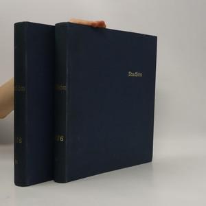 náhled knihy - Stadión (ročník 24; čísla: 1, 2, 5 - 52; 2 svazky)