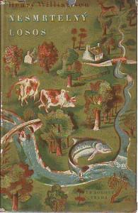 náhled knihy - Nesmrtelný losos