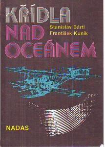 náhled knihy - Křídla nad oceánem