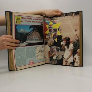 antikvární kniha Štart (ročník 21; čísla: 1, 4, 9 - 52; 2 svazky), 1976