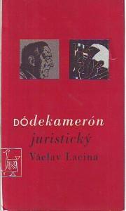 náhled knihy - Dódekamerón juristický