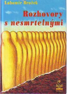 náhled knihy - Rozhovory s nesmrtelnými