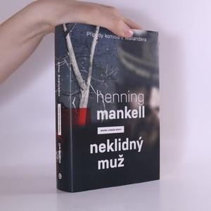 náhled knihy - Neklidný muž