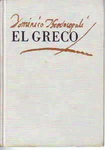 náhled knihy - El Greco. Malíř absolutna.