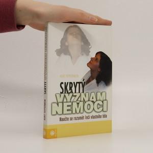 náhled knihy - Skrytý význam nemoci