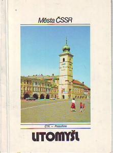 náhled knihy - Litomyšl. Města ČSSR.