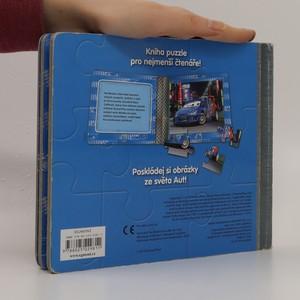 antikvární kniha Auta 2 : auta a agenti : kniha puzzle, 2014