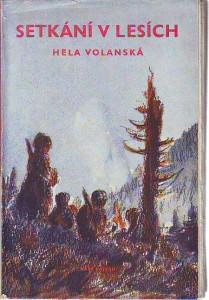 náhled knihy - Setkání v lesích