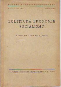 náhled knihy - Politická ekonomie socialismu