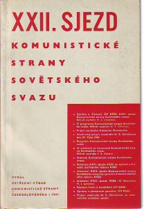 XXII. sjezd Komunistické strany Sovětského svazu