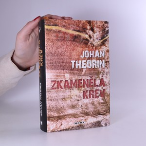 náhled knihy - Zkamenělá krev