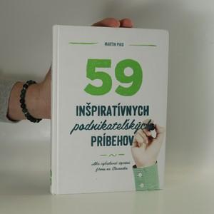 náhled knihy - 59 inšpirativnych podnikatel'ských príbehov