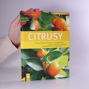 náhled knihy - Citrusy. Krok za krokem k vlastnímu citrusovému ráji