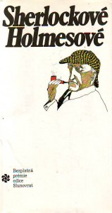 náhled knihy - Sherlockové Holmesové