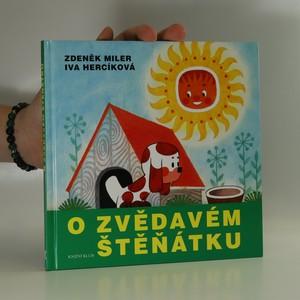 náhled knihy - O zvědavém štěňátku