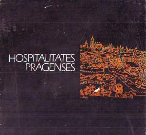 náhled knihy - Hospitalitates Pragenses