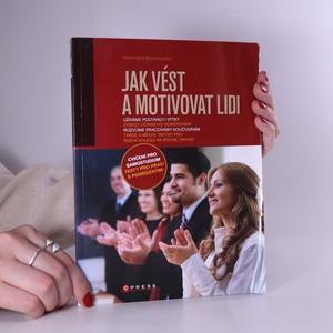 náhled knihy - Jak vést a motivovat lidi