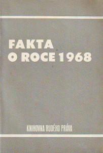 náhled knihy - Fakta o roce 1968