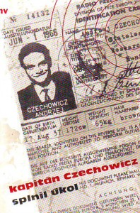 náhled knihy - Kapitám Czechowicz splnil úkol