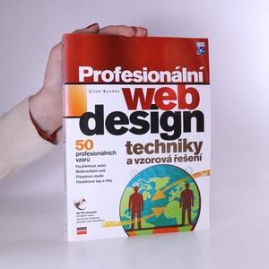 náhled knihy - Profesionální webdesign : techniky a vzorová řešení (včetně CD)