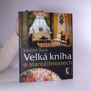 náhled knihy - Velká kniha o starožitnostech