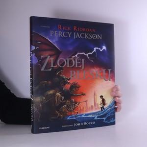 náhled knihy - Percy Jackson. Zloděj blesku