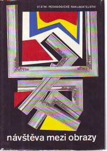 náhled knihy - Návštěva mezi obrazy