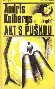 náhled knihy - Akt s puškou