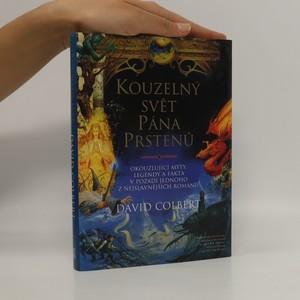 náhled knihy - Kouzelný svět Pána prstenů