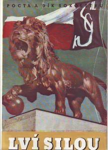 náhled knihy - Lví silou. Pocta a dík Sokolstvu.