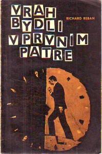 náhled knihy - Vrah bydlí v prvním patře