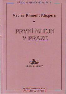 První mlejn v Praze