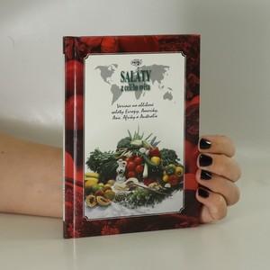 náhled knihy - Saláty z celého světa : variace na oblíbené saláty Evropy, Ameriky, Asie, Afriky a Austrálie