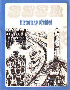 náhled knihy - SSSR. Historický přehled.