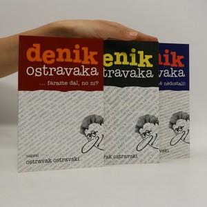 náhled knihy - Denik Ostravaka 1.-3. díl (3 svazky)