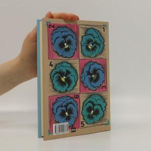 antikvární kniha Modré květy, 2011