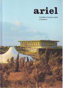 náhled knihy - Ariel. Izraelská revue pro umění a literaturu.
