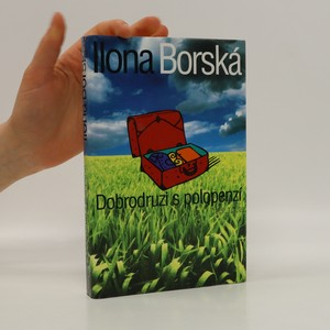 náhled knihy - Dobrodruzi s polopenzí