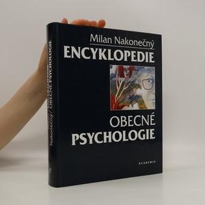 náhled knihy - Encyklopedie obecné psychologie