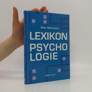 náhled knihy - Lexikon psychologie