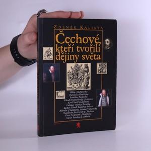 náhled knihy - Čechové, kteří tvořili dějiny světa