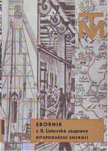 náhled knihy - Sborník z II. Listovské rozpravy. Hospodaření energií.