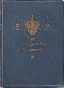 náhled knihy - Útěk z kriminálu