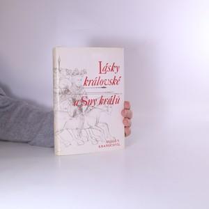 náhled knihy - Lásky královské a Sny králů