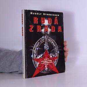 náhled knihy - Rudá zrada